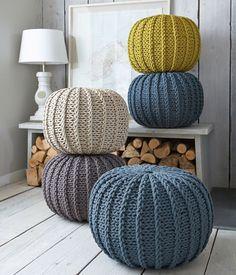 9 formas de integrar lana en tu decoración