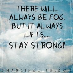 Stay Strong it'll get better!