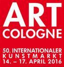 Art Cologne logo for 2016