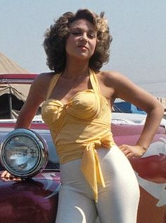 Dinah Manoff as Marty in Grease. Marty was always my favorite, plus she had the best style out of all of the girls.
