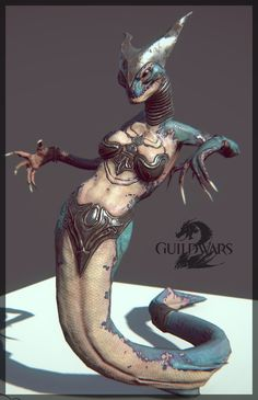 Guild Wars 2 work
