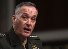 Obama Nominates Joe Dunford as Chairman of Joint Chiefs