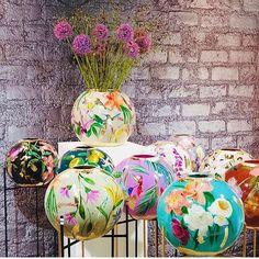 Pottery Marks, Textiles, Ceramic Flowers, Craft Corner, Vases, Workshop, Diy Crafts, Ceramics, Interior Design