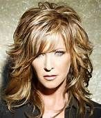 shoulder length Hair Styles For Women Over 40 - Bing Images