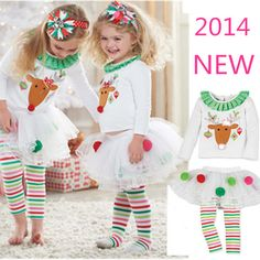 Купить Девочки младенцы 2 7Y дети девочки младенцы длинный рукав верхний + леггинсы платье наряды комплекти другие товары категории Комплекты одеждыв магазине 1st Baby--Retail StoreнаAliExpress. babys платье и baby pink коктейльное платье