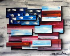 America - United Together II by Shane Miller