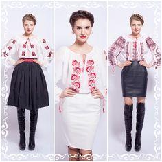 Waist Skirt, High Waisted Skirt, Blouses, Costume, Style Inspiration, Outfit, Skirts, Beauty, Beautiful