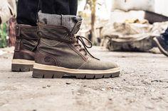 Timberland's Nieuwe schoenen, gemaakt van afval uit Haiti