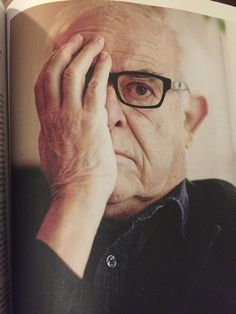 Ralph Steadman in Monocle magazine - photo by Benjamin McMahon. Aston University, Monocle Magazine, Ralph Steadman, Artists, Creative, Image, Ideas, Thoughts, Artist