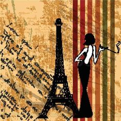 """Buy the royalty-free Stock vector """"Doodle drawings of famous architectural landmarks. Eiffel Tower, Big"""" online ✓ All rights included ✓ High resolution . City Landscape, Doodle Drawings, Vintage Pictures, Doodles, Building, Modern, Travel, Image, Smoking"""