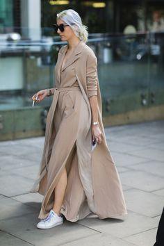The best street looks from London Fashion Week