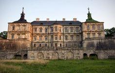 Pidhirtsi Castle is a renaissance castle