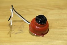 Make This: DIY Vintage Electric Camp Lantern Gas Lanterns, Camping Lanterns, Diy Vintage, Jerry Can, How To Make Lanterns, Lantern Lamp, Electrical Tape, Hurricane Lamps, Oil Lamps