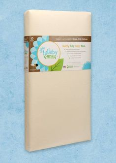 Enter for a chance to WIN a Lullaby Baby Crib Mattress :)