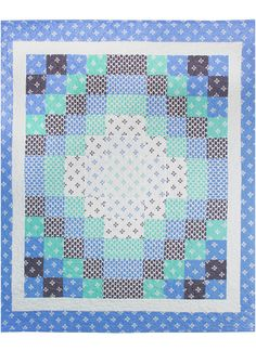 Free pattern day:  Baby quilts! (part 2)
