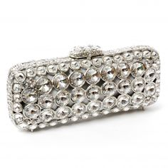 Clara Kasavina Cecelia Bag | More bling here: http://mylusciouslife.com/photo-galleries/bling-fling/