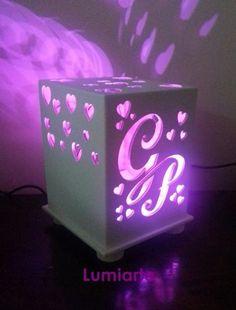 Veladores Personalizados, Luz De Noche, Veladores Infantil - $ 530,00