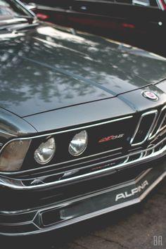 Guter alter BMW