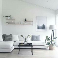 Minimalist Living Room Ideas & Inspiration to Make the Most of Your Space. To develop a minimalist living-room, here are some things you need to do:. Minimalist Living Room Check this useful article by going to the link at the image. Living Room Styles, New Living Room, Living Room Interior, Living Room Designs, Living Room Decor, Apartment Interior, Apartment Design, Minimalist Room, Minimalist Home Decor