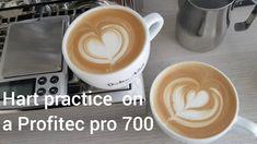افضل ماكينات القهوة ممارسة هارت على Profitec Pro 700 و Baratza Sette 270 Profitec Pro Latte Food