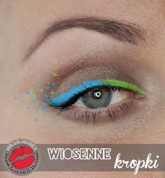 Make-up: Wiosenne kropki