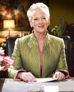 New Year's speech 2006 of Queen Margrethe II of Denmark 🇩🇰