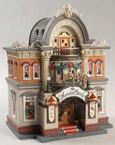 The Monte Carlo Casino, Christmas in the City (#2031)