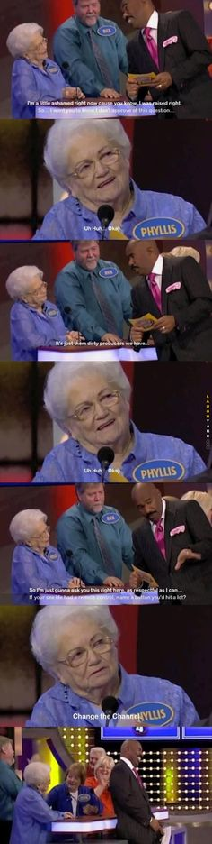 Funny Old Lady