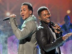 "WorldView Video: Romeo Santos and Usher Performs 'Promise"" on ..."