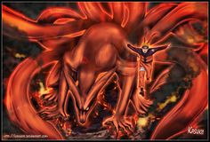Naruto 9 Tailed Fox | Naruto & 9 Tailed Fox - Naruto Rasengan D's Official Website