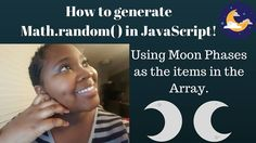 Make sure to check out the latest video on the channel about using Math.random In JavaScript. Link in bio. http://ift.tt/1YfT5j7  #webdev #coderlife #womenwhocode #blackgirlscode #teamtreehouse #codingsession #coding #codeislife #frontend #responsivelayout #webprojects #websites #techblogs #techvlog #techvlogger #techblogger #techbabe #webdeveloper #webdevelopment #softwareengineer #mac #apple #javascript