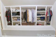 MyLove2Create, Closet/Laundry Room Makeover