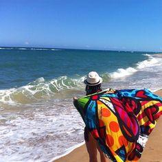 Saudades da praia! #viagem #viagens #bbctravel #happiness #happy #nature #g4r #travel #trip #triplookers #destinosimperdiveis #melhoresdestinos #viagensincriveis #instatravel #travelblog #lonelyplanet #missaovt #revistaviajar #natpm #vivamaishistorias #revistaviajar