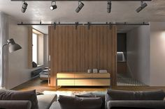 Studio apartments are notoriously difficult to decorate - especially within smaller layouts. The simplest approach is to create a coordinated style that extends