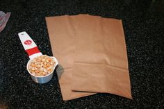 Did you know you can Make your Own Microwave Popcorn in under 4 minutes? Store bought Microwave popcorn is convenient, but it happens to be loaded with fats/oils/sodium, etc. You can make your own healthier, dirt cheap microwave popcorn, complete with various flavors of seasoning in under 4 minutes. ♥