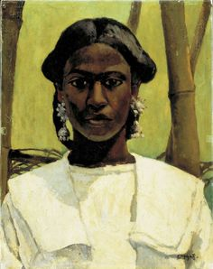 Coolie Girl by Edwin Holgate