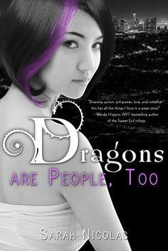 Blog Tour: Dragons Are People, Too by Sarah Nicolas | Lola's Reviews