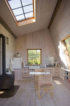 120 Modern Rustic Farmhouse Kitchen Decor Ideas – Home Design