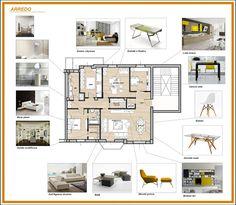 Ideas For Design Portfolio Interior Mood Boards Layout Design, Interior Design Portfolios, Interior Design Sketches, Mood Board Interior, Interior Design Boards, Interior Design Inspiration, Presentation Board Design, Interior Design Presentation, Home Design