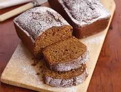 Gingerbread fills your house with the wonderful aroma of spices. It is easy to double this recipe for a festival or bake sale. Fresh Ginger Cake Recipe, Honey Cake, Applesauce Spice Cake, Breakfast Bread Recipes, Breakfast Ideas, Recipe Land, Gingerbread Cake, Mini Muffins, Carrot Muffins
