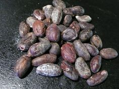 RAW Cocoa Beans - Only the beans that were not heated to hight temperature, can preserve all the healthy and beneficial substances that nature had placed into them. Superfoods, Preserves, Cocoa, Blueberry, Beans, Bob, Canning, Fruit, Vegetables