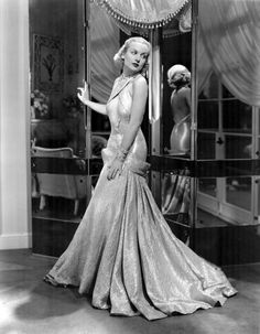 Carole Lombard 1934....Uploaded By www.1stand2ndtimearound.etsy.com