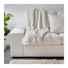 OFELIA Manta, blanco - 130x170 cm - IKEA