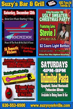 December Events