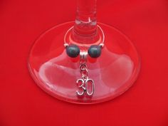 Individual '30th' Wine Glass Charm by Libby's Market Place, http://www.amazon.co.uk/dp/B00BV6IC7U/ref=cm_sw_r_pi_awdl_vf7uvb1YDT710