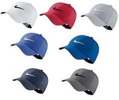 46bb48c0c63 Golf Visors and Hats 158937  New 2018 Nike Legacy91 Tech Hat Adjustable Golf  Cap 892651