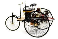 自動車の歴史,クラシックカー,世界初のガソリン車,ベンツ パテント・モトールバーゲン,カール・ベンツ