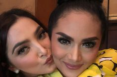 Krisdayanti Foto Berdua Ashanty, Netizen: Semoga Menjadi Inspirasi Wanita Lain