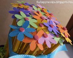 The Happy Scraps: Teacher Appreciation Gift