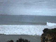 Ondas Praia da Batata em Lagos 06-01-2014 - YouTube #hercules storm #surfinportugal #giant waves #mcnamara